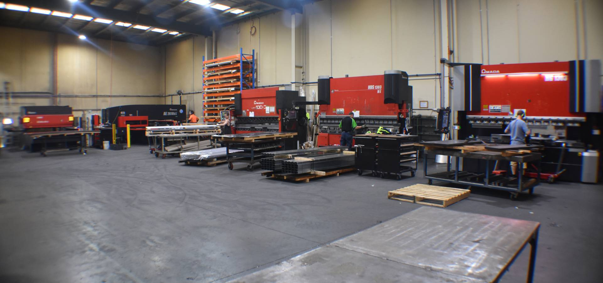 WE ARE THE SHEET METAL MANUFACTURING SPECIALISTS We are the sheet metal<br> manufacturing specialists WE ARE THE SHEET METAL MANUFACTURING SPECIALISTS